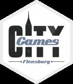 citygames-logo-flensburg-hex-500px
